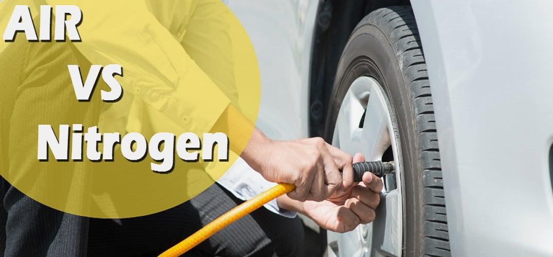 Air versus Nitrogen