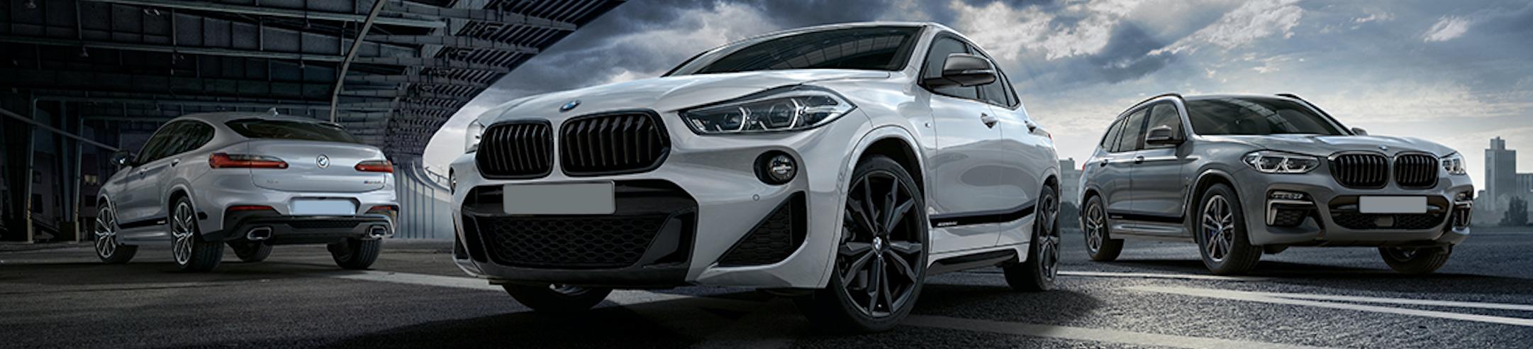 BMW tyres range