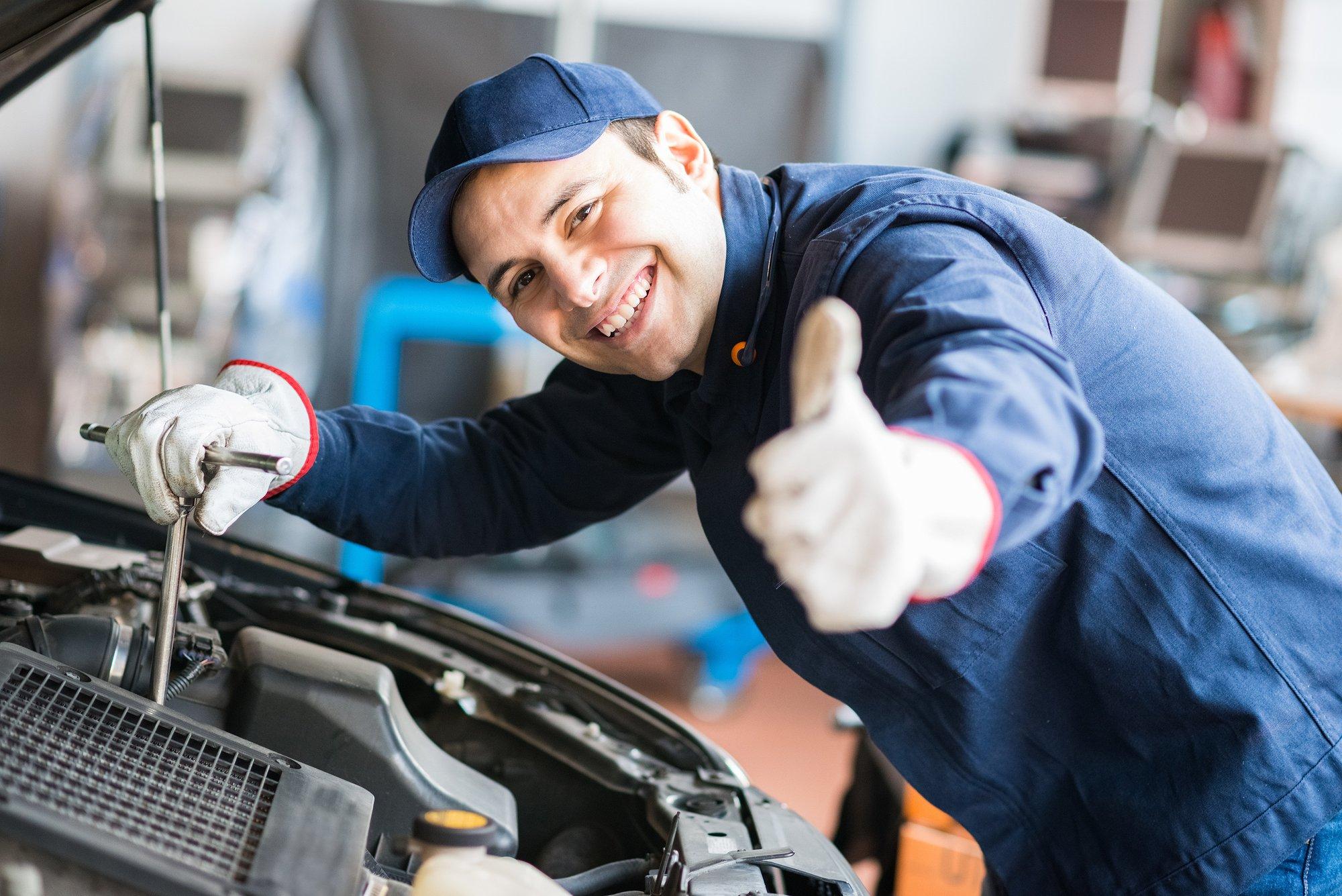 How Can I find a Trustworthy Mechanic Near Me