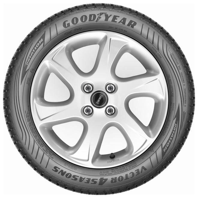 Goodyear Vector 4seasons 205  W Idp3098 Tyre Compare Australia
